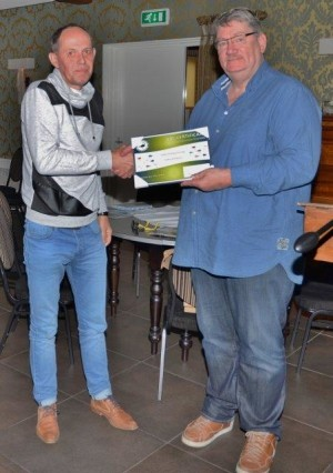 Wierd de Boer Fokkerskampioen 2015-2016